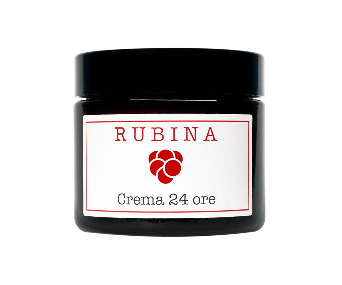 Crema viso 24 ore di Rubina