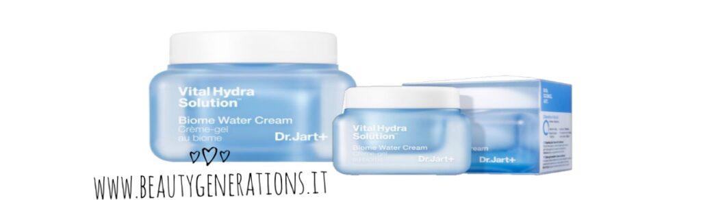 dr.jart vital hydra solution - biome cream