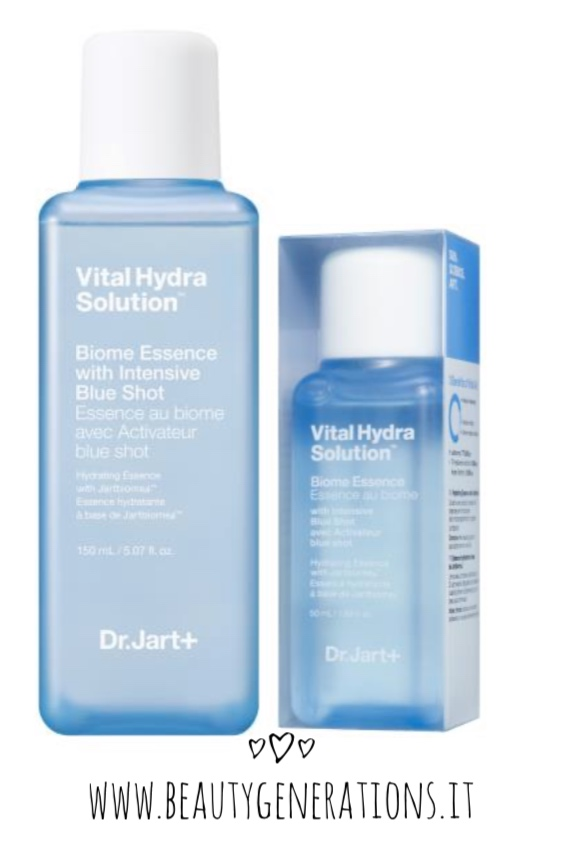 dr.jart vital hydra solution - biome essence
