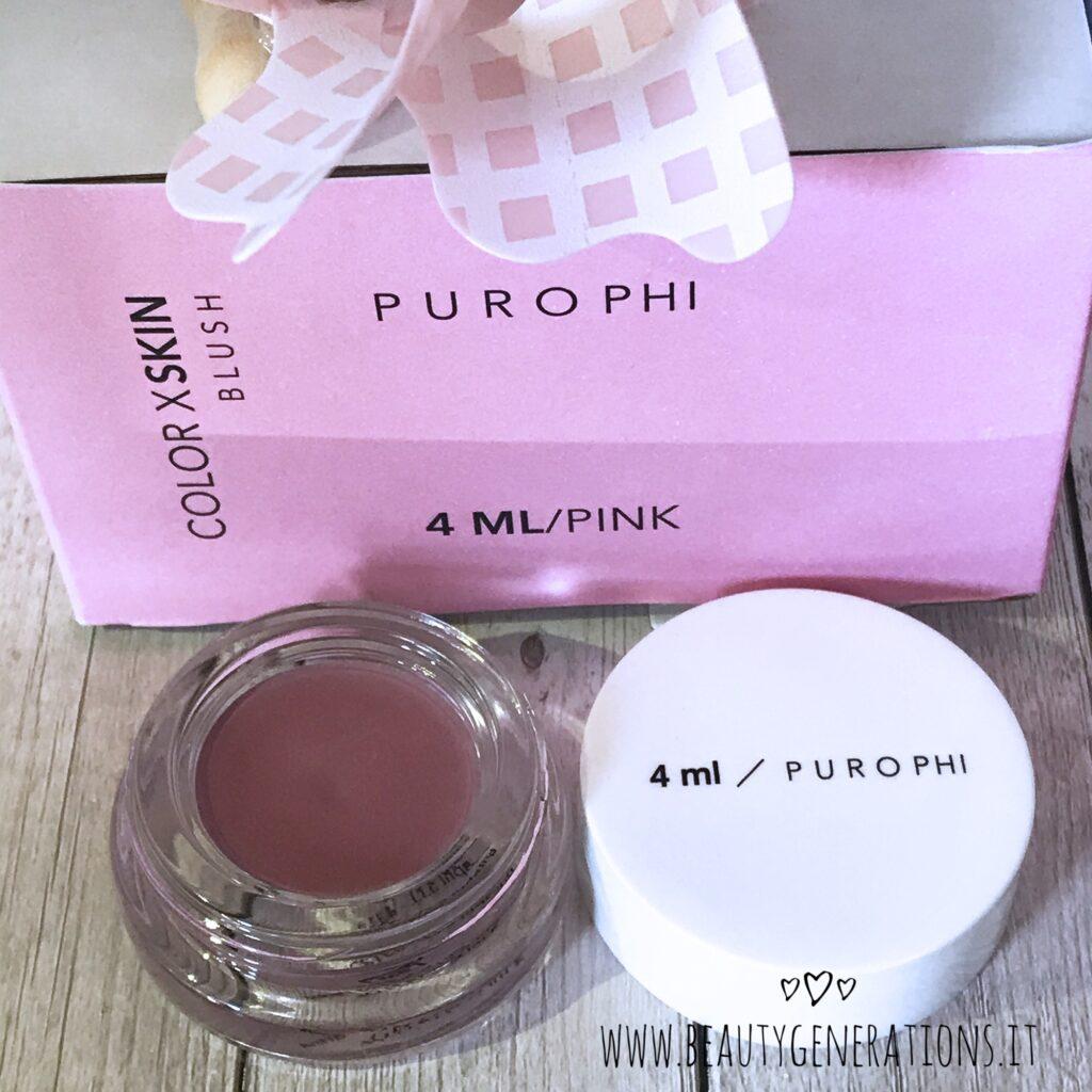 Blush 4ml Purophi Pink
