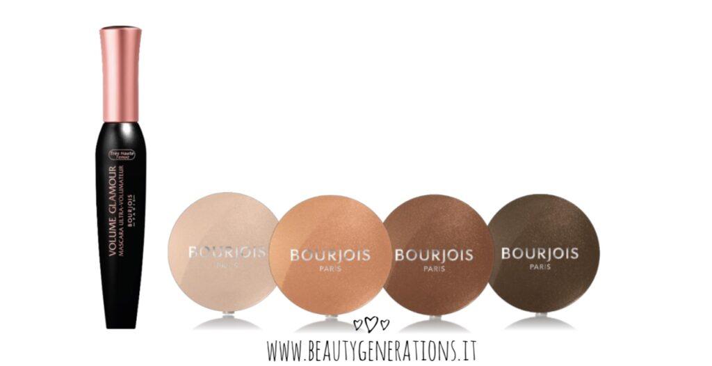 bourjois collezione warm look