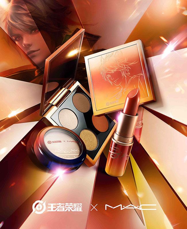 Mac Cosmetics Honor of kings Yue