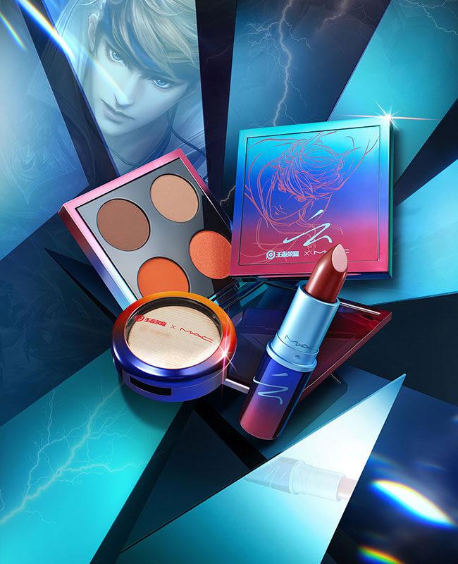 Mac Cosmetics Honor of kings Yun