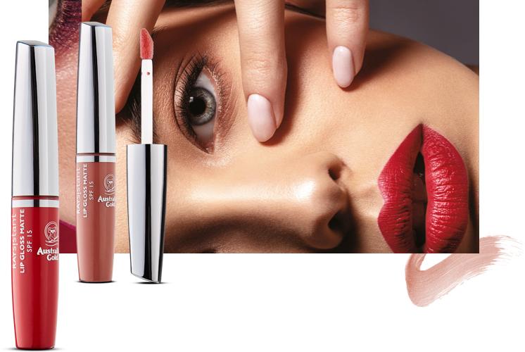 Australian Gold Lip Gloss Matte