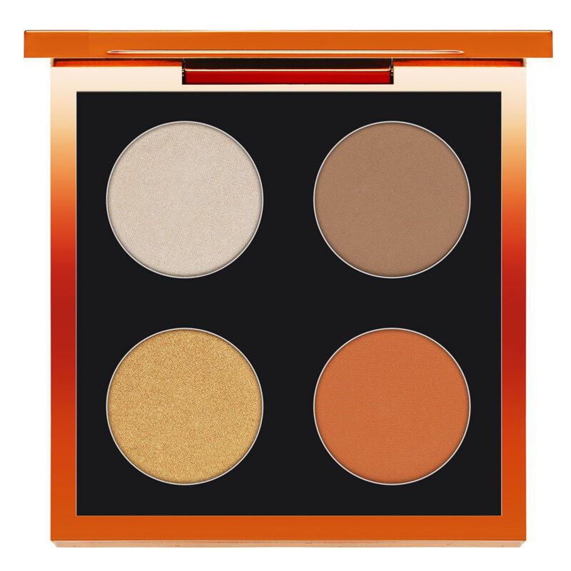 Mac Cosmetics Honor of kings Yue Palette 4 ombretti