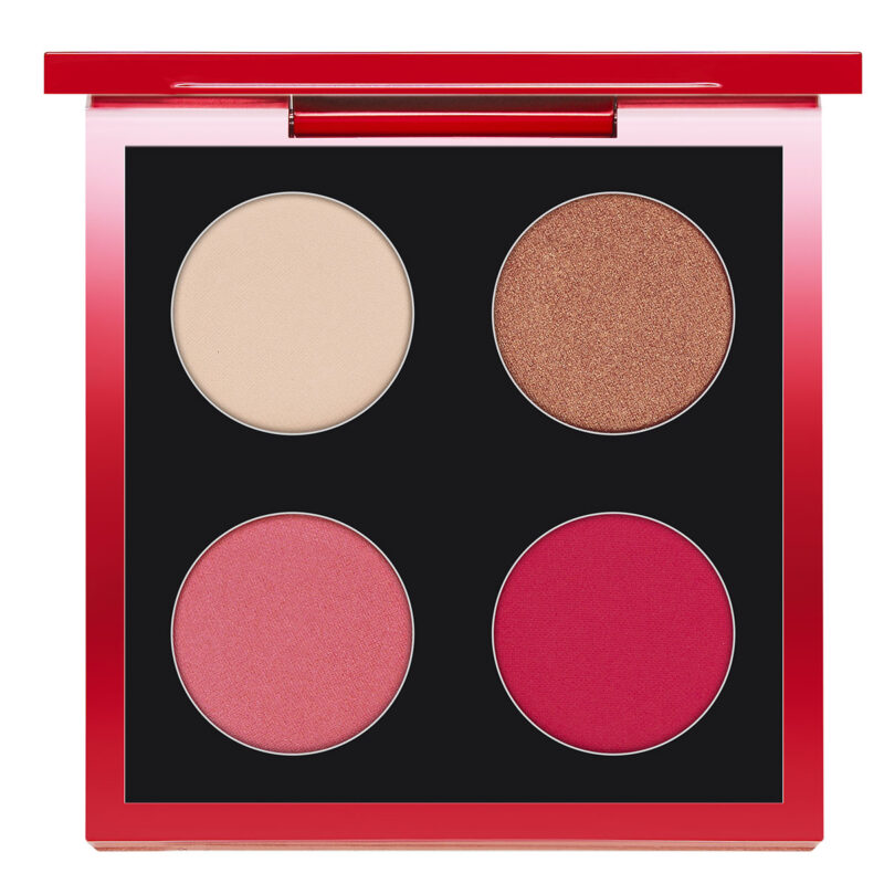 Mac Cosmetics Honor of kings Bai palette 4 ombretti