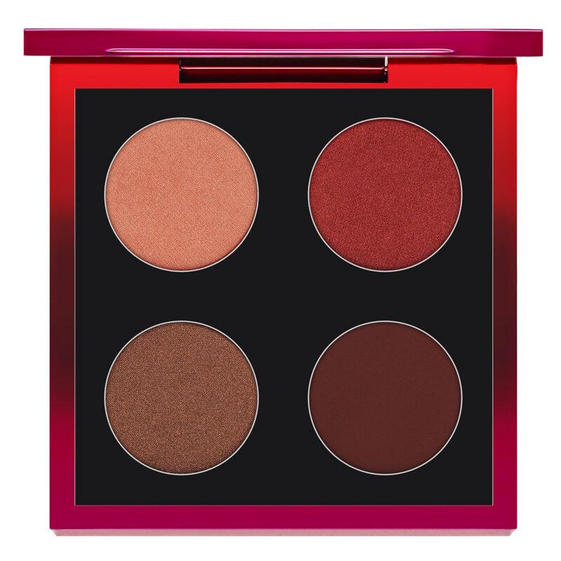 Mac Cosmetics Honor of kings Xin palette 4 ombretti