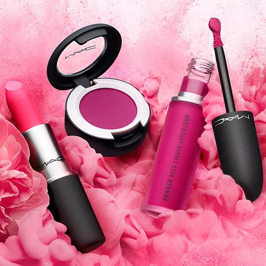 Mac Cosmetics power kiss