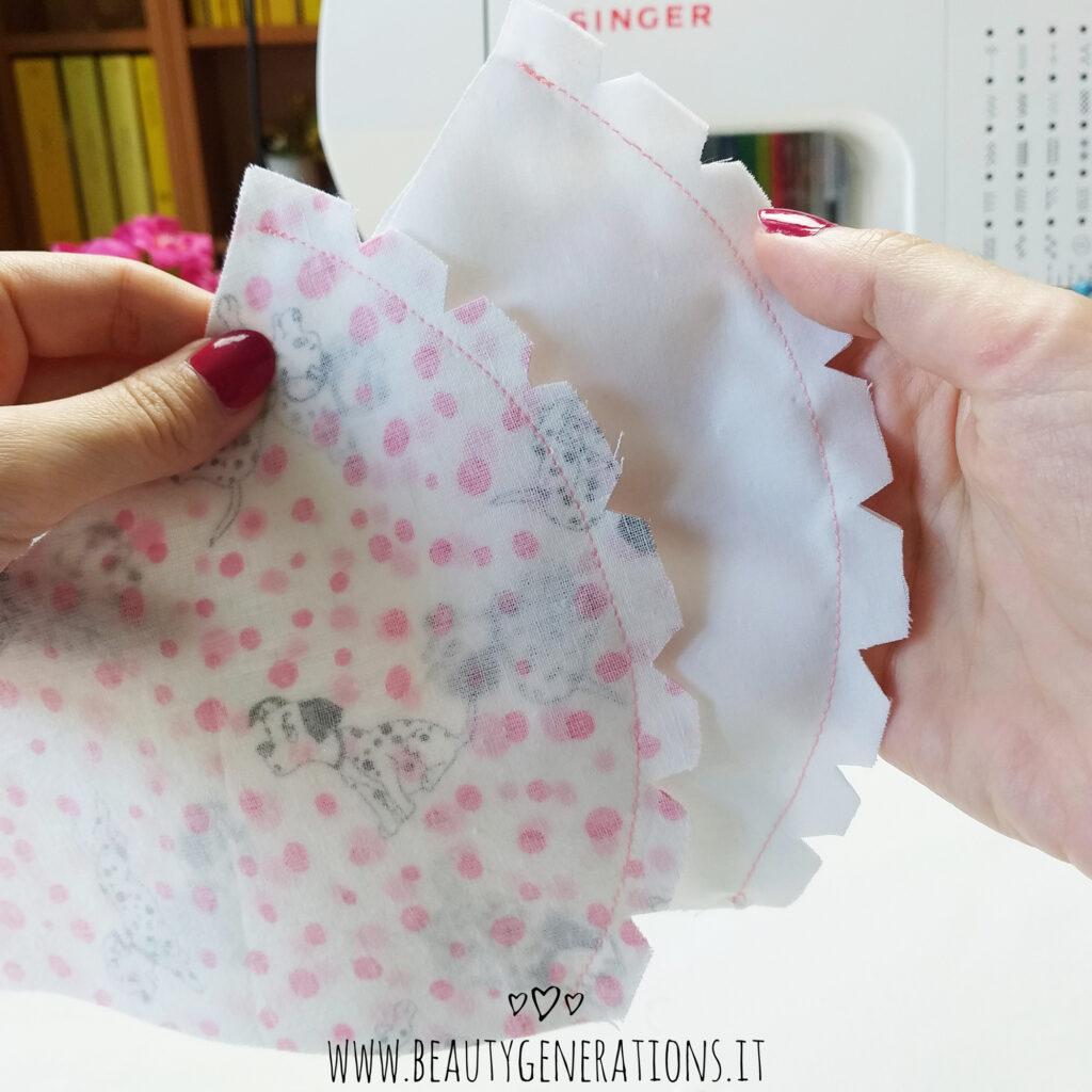 Alleggerire il tessuto