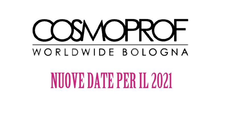 Cosmoprof Boogna 2021 quando si terrà: date