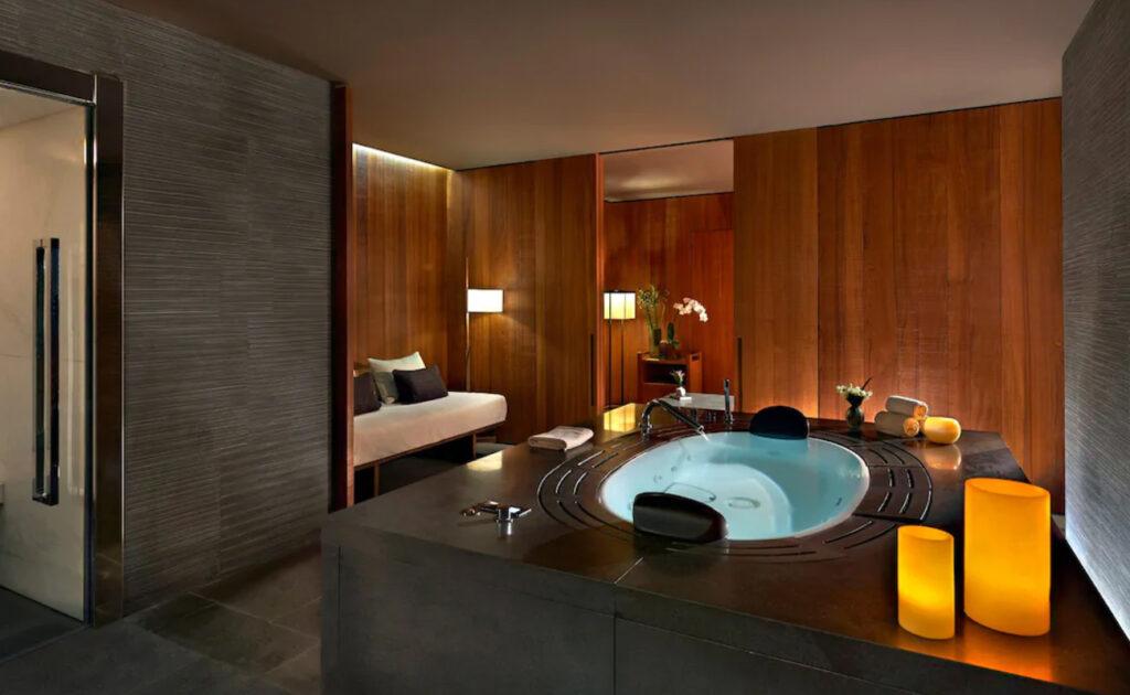 Il futuro delle spa - Mandarin Hotel Milano