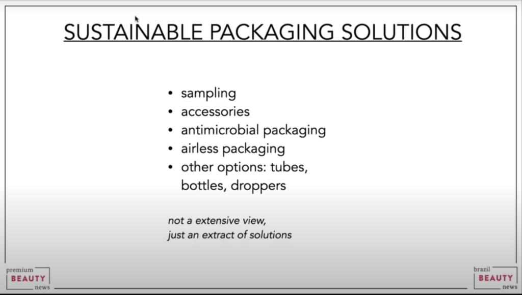 Soluzioni sostenibili di packaging di Beautygenerations.it
