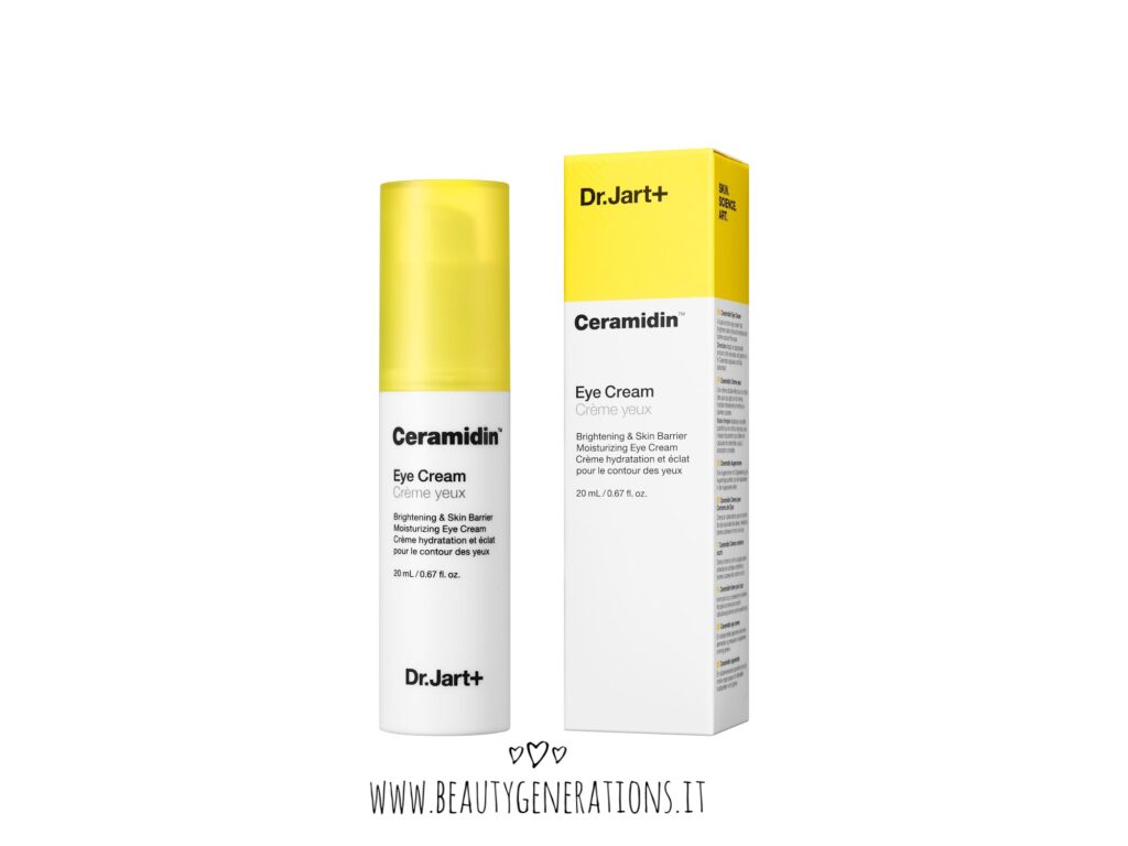 Ceramidin Eye Cream - Dr Jart