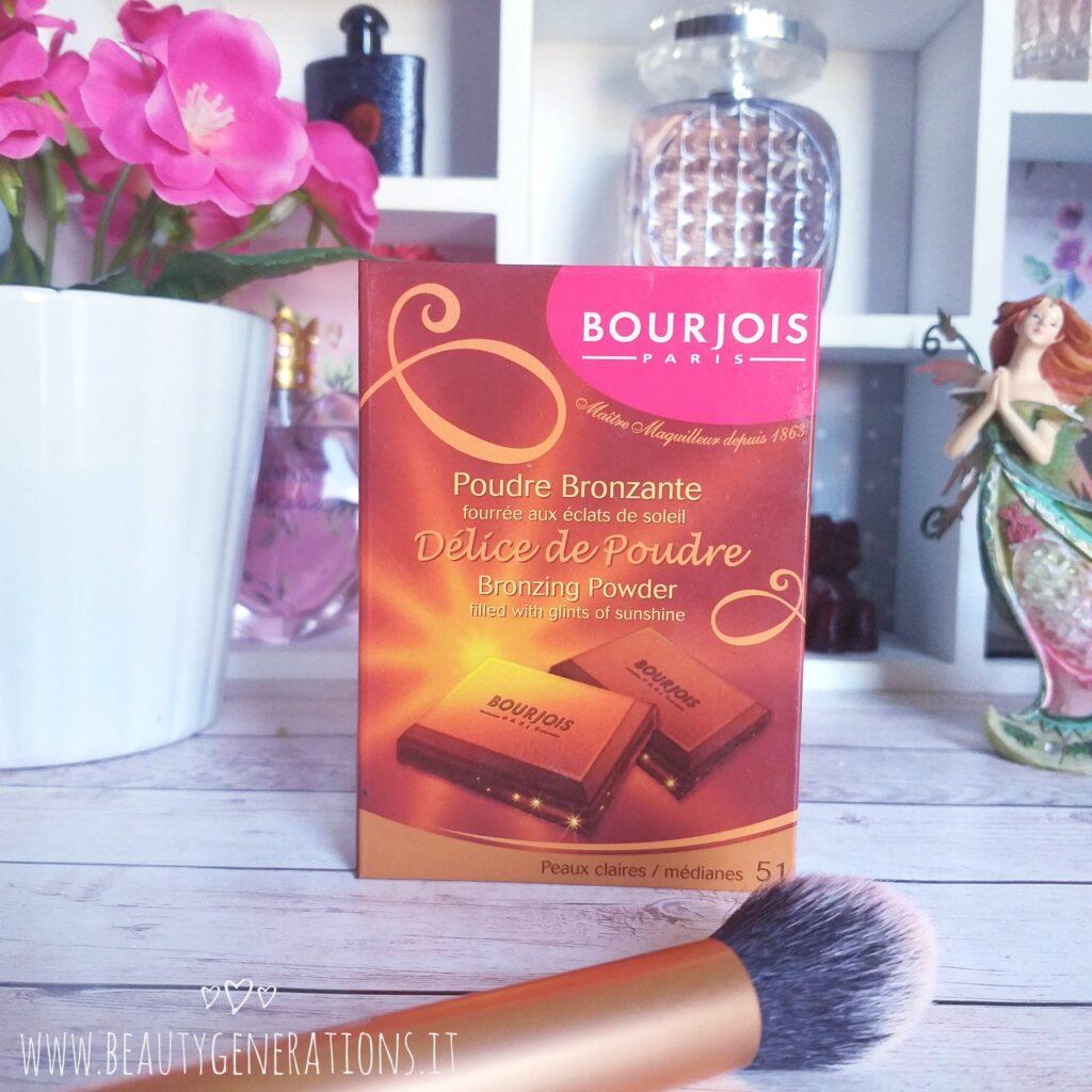 Bourjois bronzer preferito
