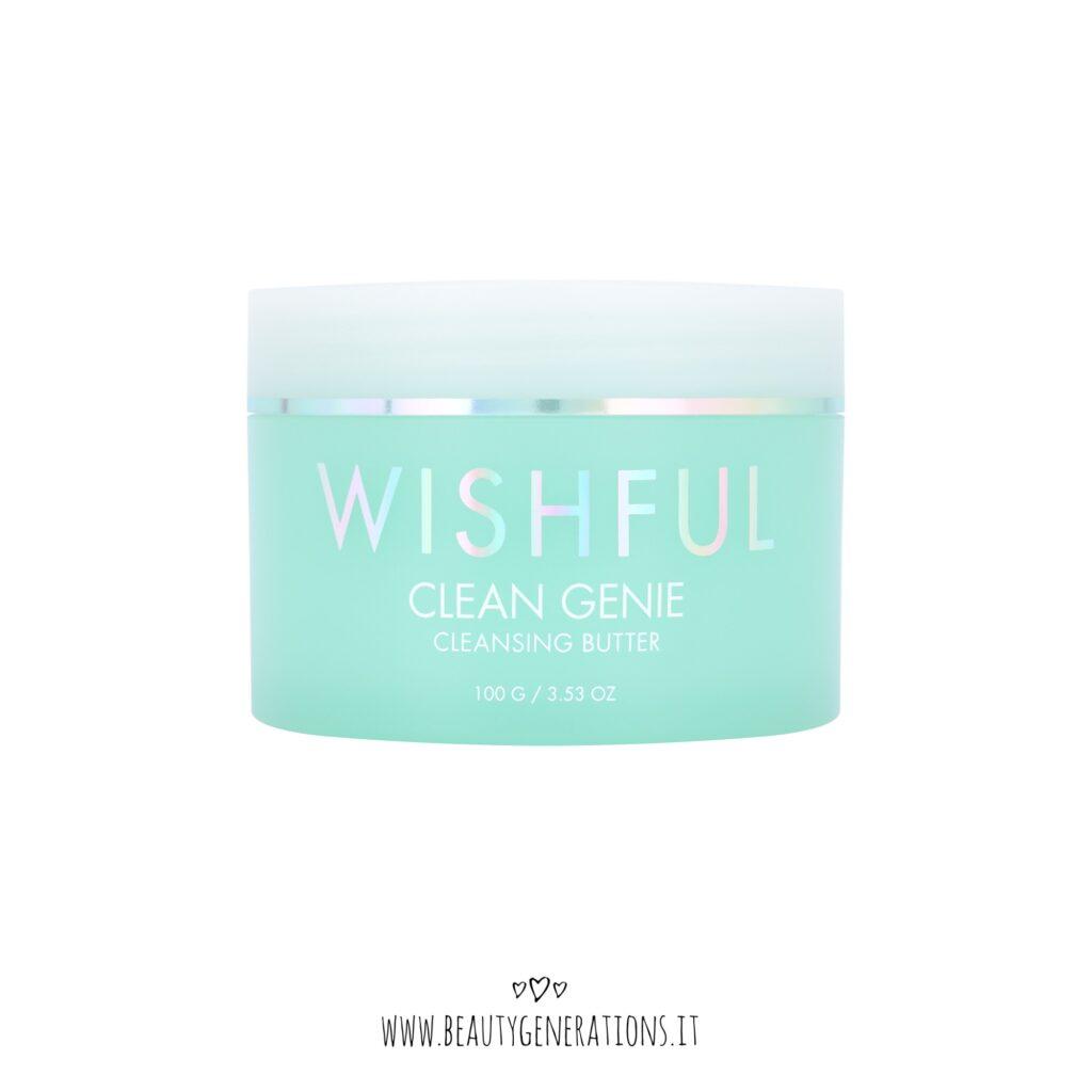 Clean Genie - Wishful