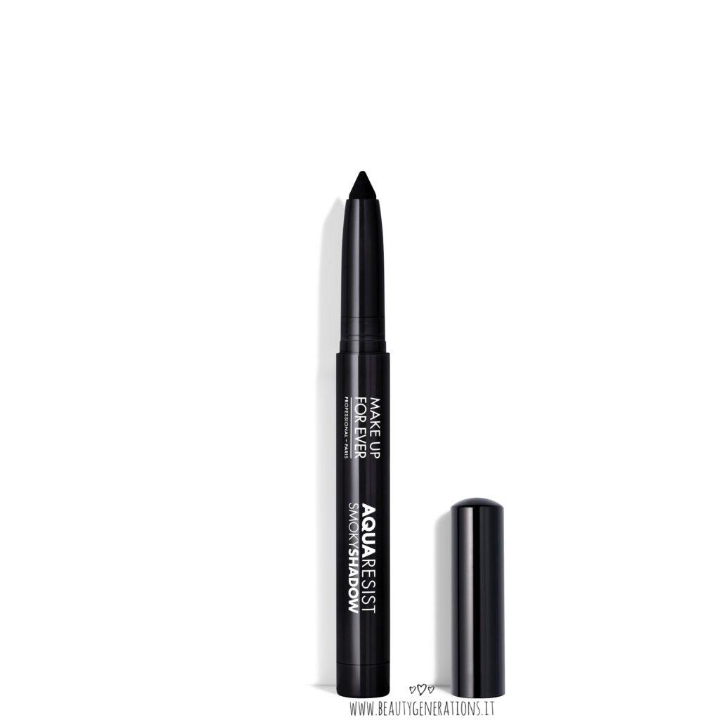 Acqua Resist smokey shadow - makeup forever