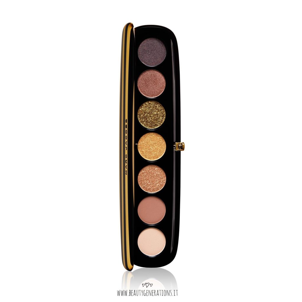 Eye-conic multi-finish eyeshadow palette In extravagance! - Marc Jacobs