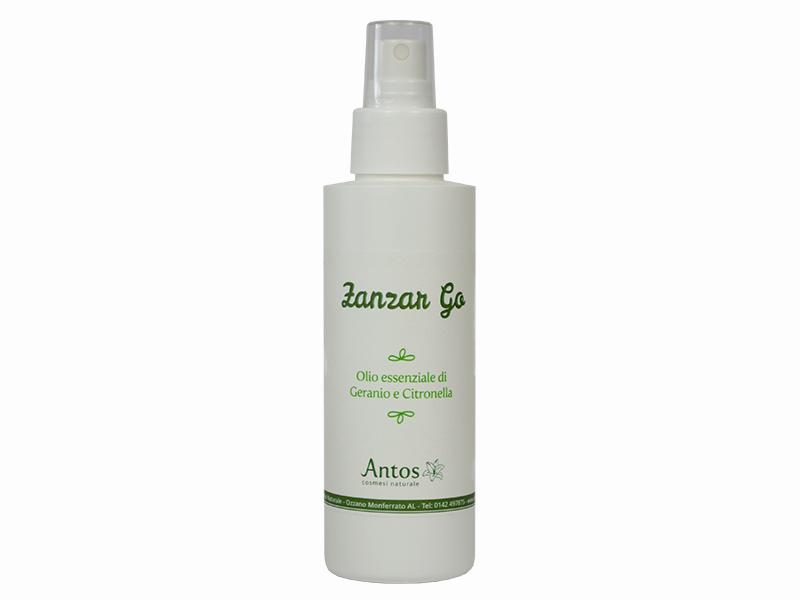 Zanzar Go Antos spray anti zanzare