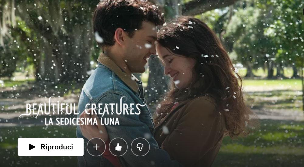 Film da vedere su Netflix: Beautiful Creatures