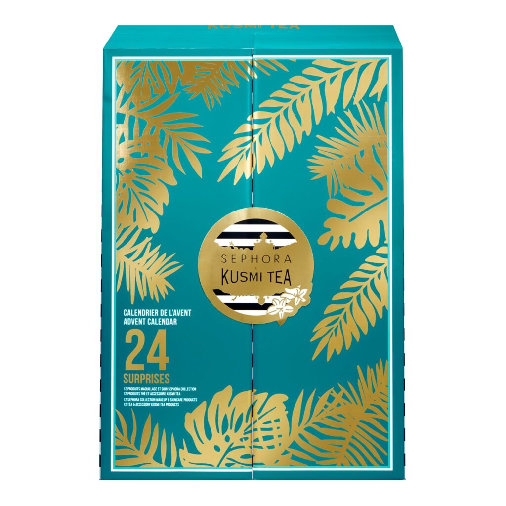 Calendario avvendo Sephora Kusmi tea