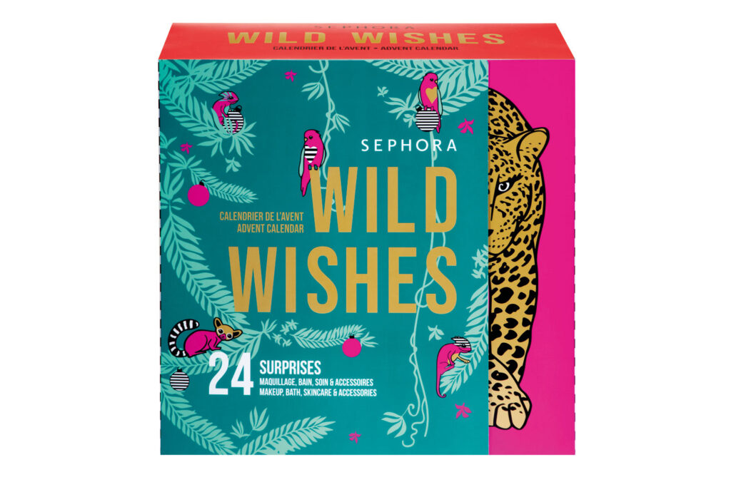 Sephora Wild Wishes Calendario dell'Avvento 2020