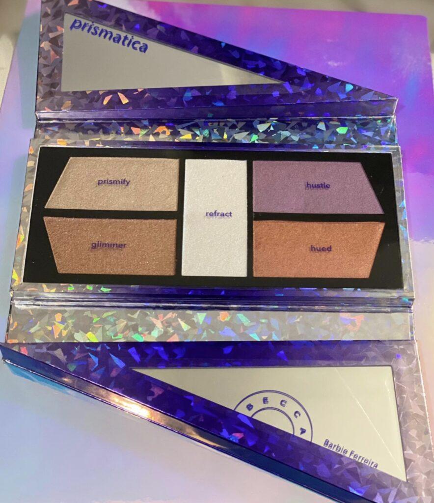 Prismatica Face palette Becca