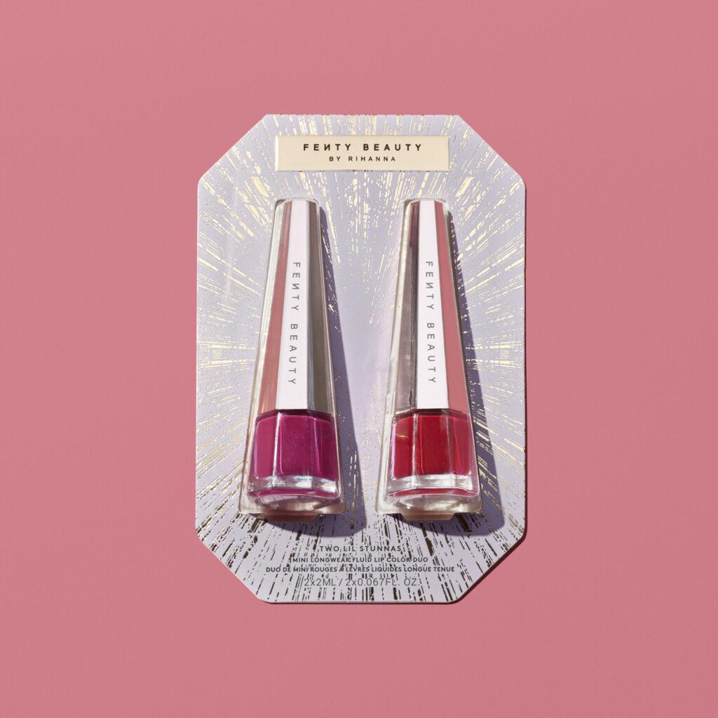 Two Lil Stunnas Mini Longwear Fluid Lip Color Duo