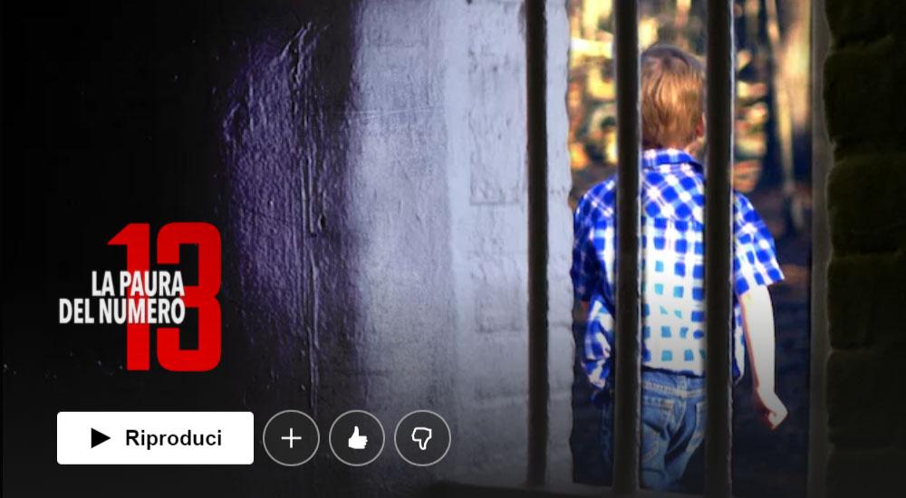 Film da vedere su Netflix:La paura del numero 13