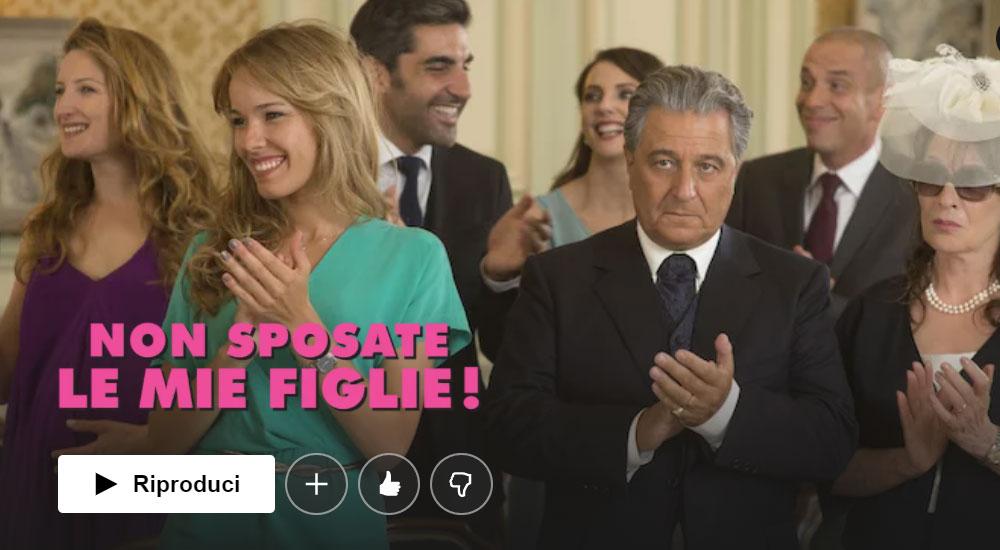Film da vedere su Netflix: Non sposate le mie figlie