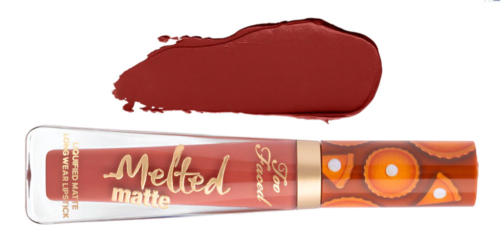 Too Faced rossetto Melted matte Natale 2020 idea regalo