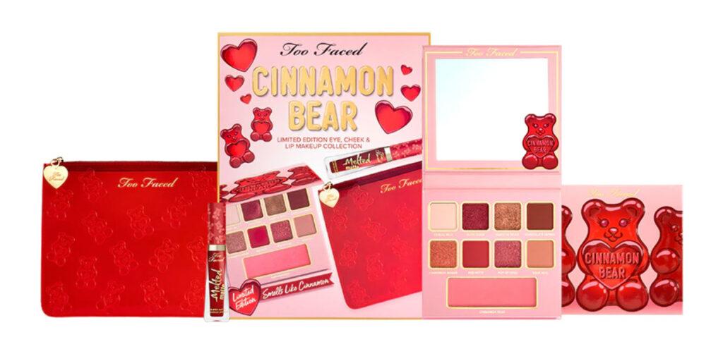 Too Faced Natale 2020 Cinnamon Bear idee regalo per lei