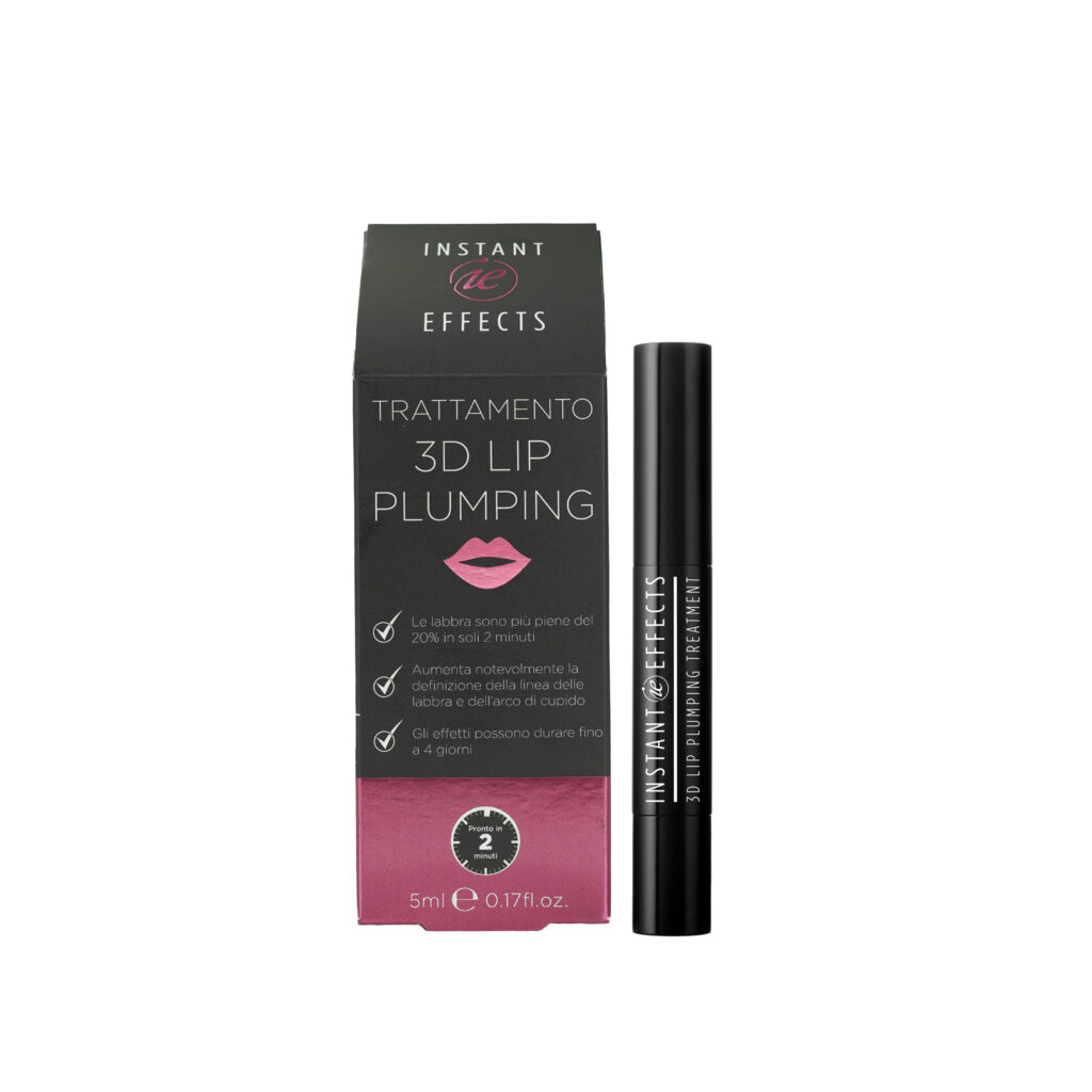 Trattamento 3D Lip Plumping - Instact Effects