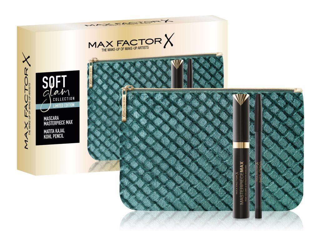 Max Factor pochette idee regalo Natale 2020 per lei