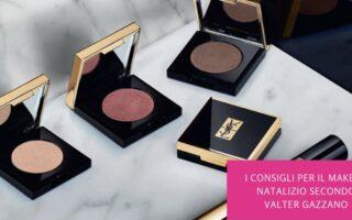 Make up tutorial Natale Capodanno