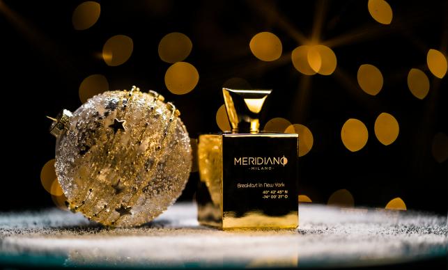 Meridiano Milano profumo BREAKFAST IN NEW YORK