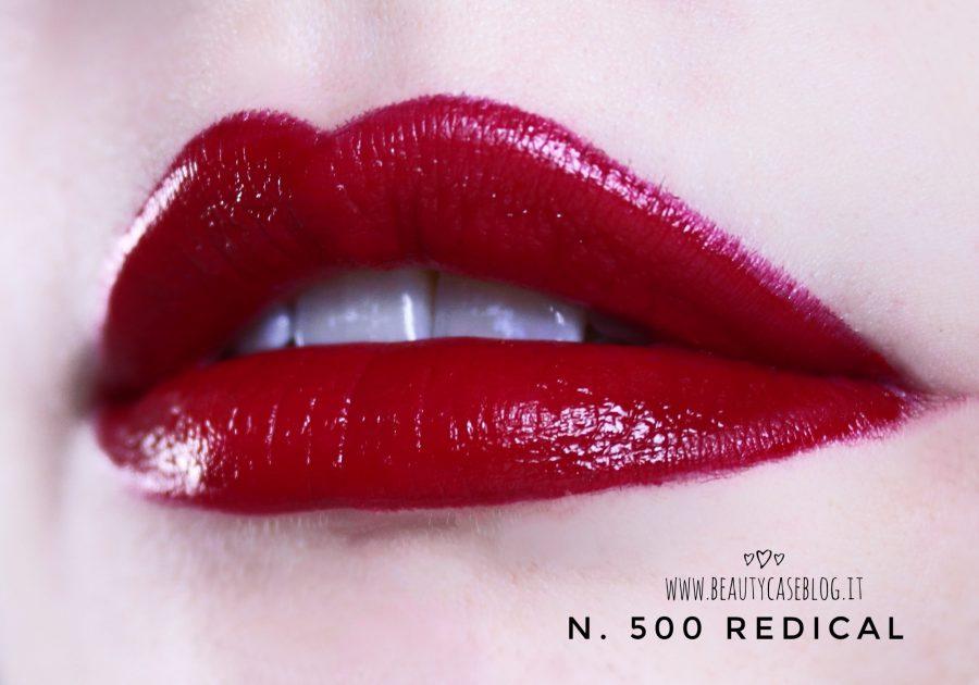 Rimmel Stay Satin 500 Redical tinta labbra