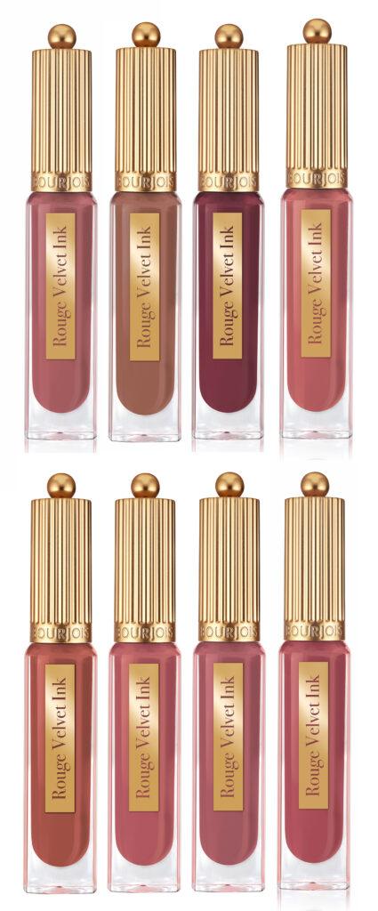 Bourjois Bloom Collection Rouge Velvet-Ink