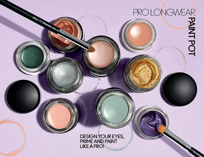 Mac Cosmetics: Prolongwear paint pot