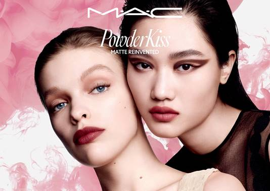 Mac Cosmetics: Powder kiss