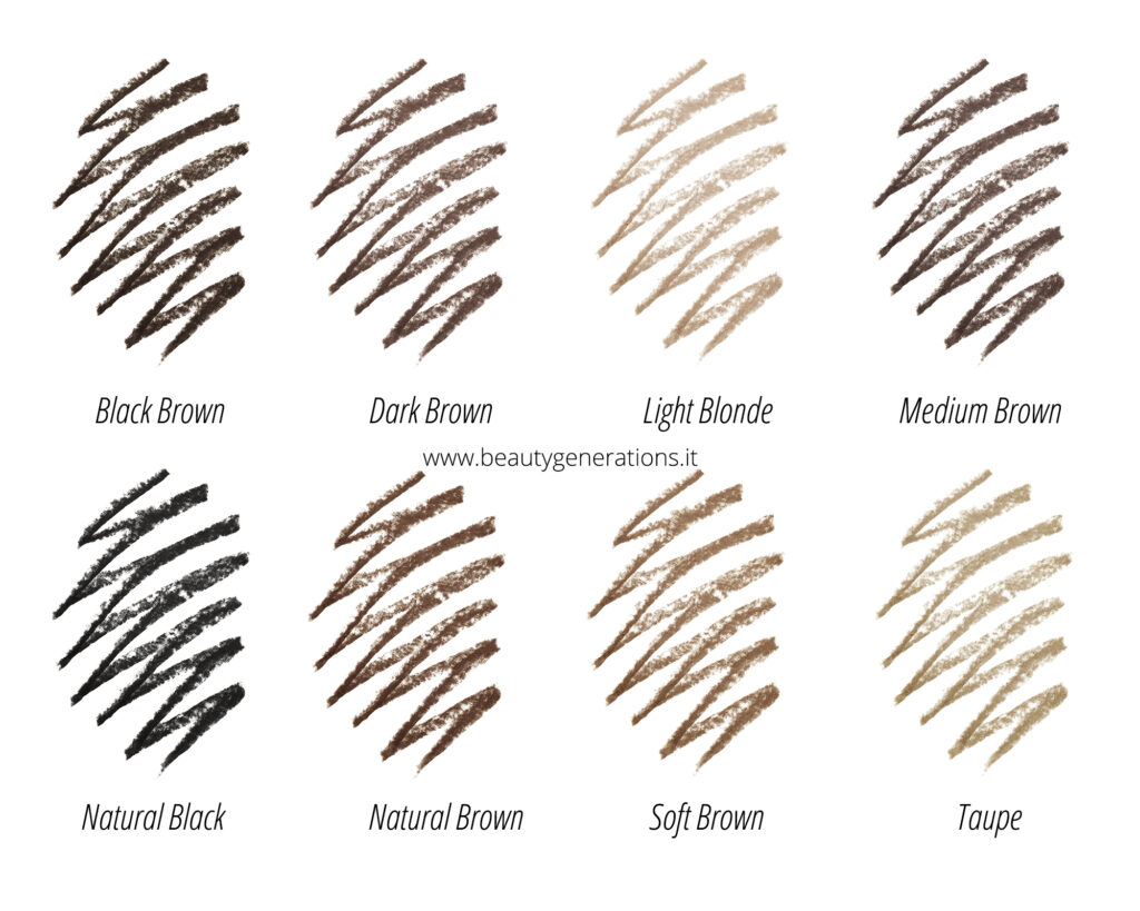 Carlotte Tilbury Brow Cheat swatch