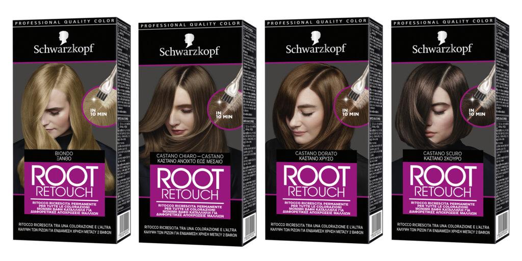 Schwarkopf Root Retouch