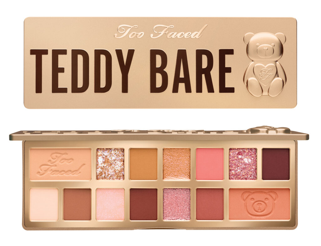 Too Faced Teddy Bare Palette