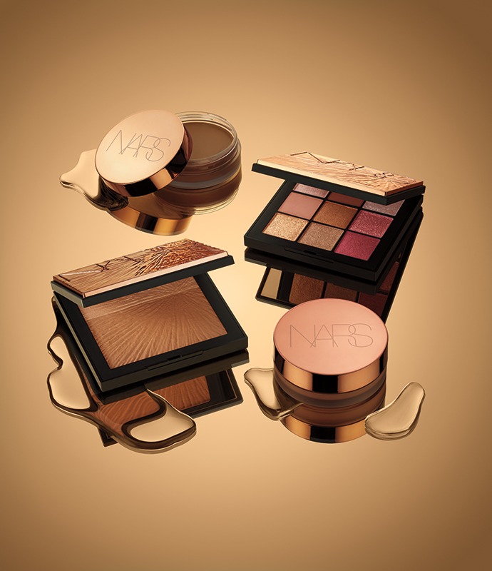 NARS Spring 2021 Bronzing Collection Stylized