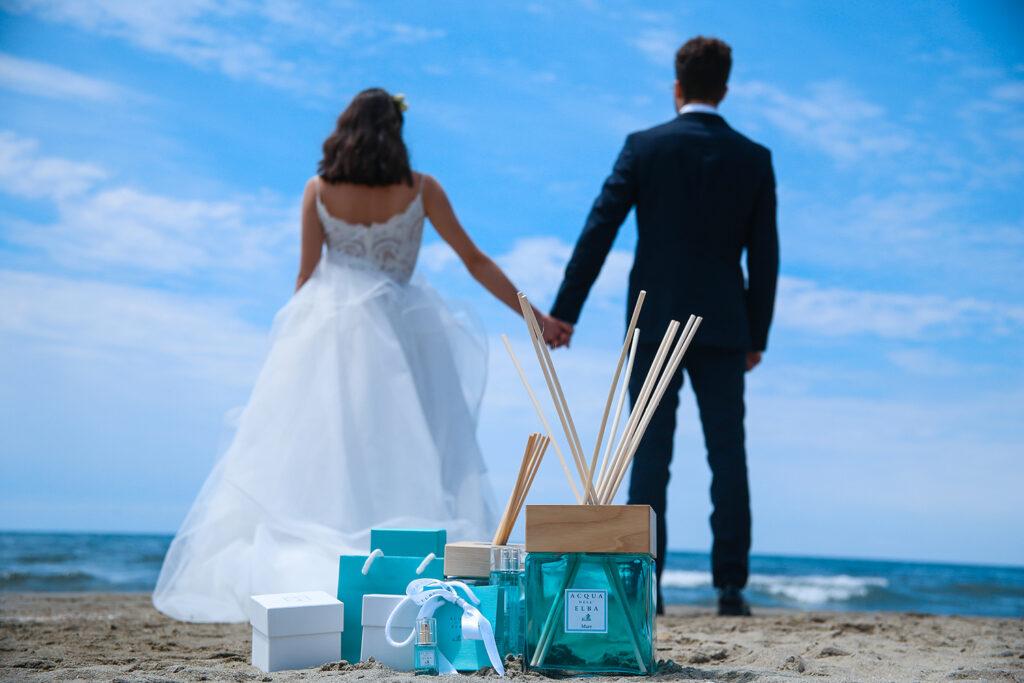 Acqua dell'Elba matrimonio
