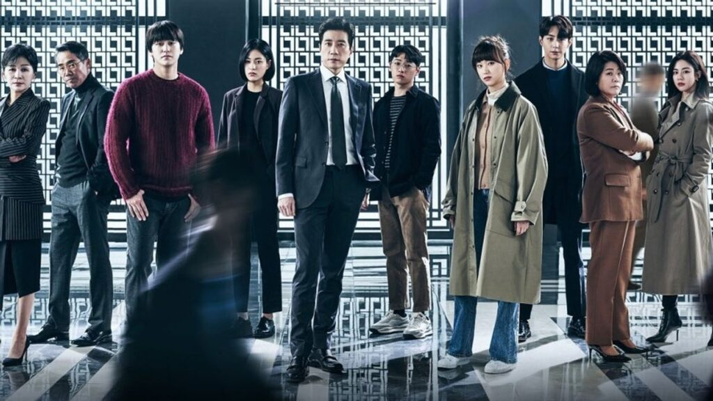 Law school Netflix Italia korean drama