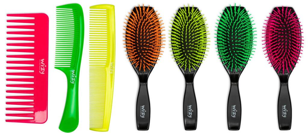 Wizy pettini e spazzole