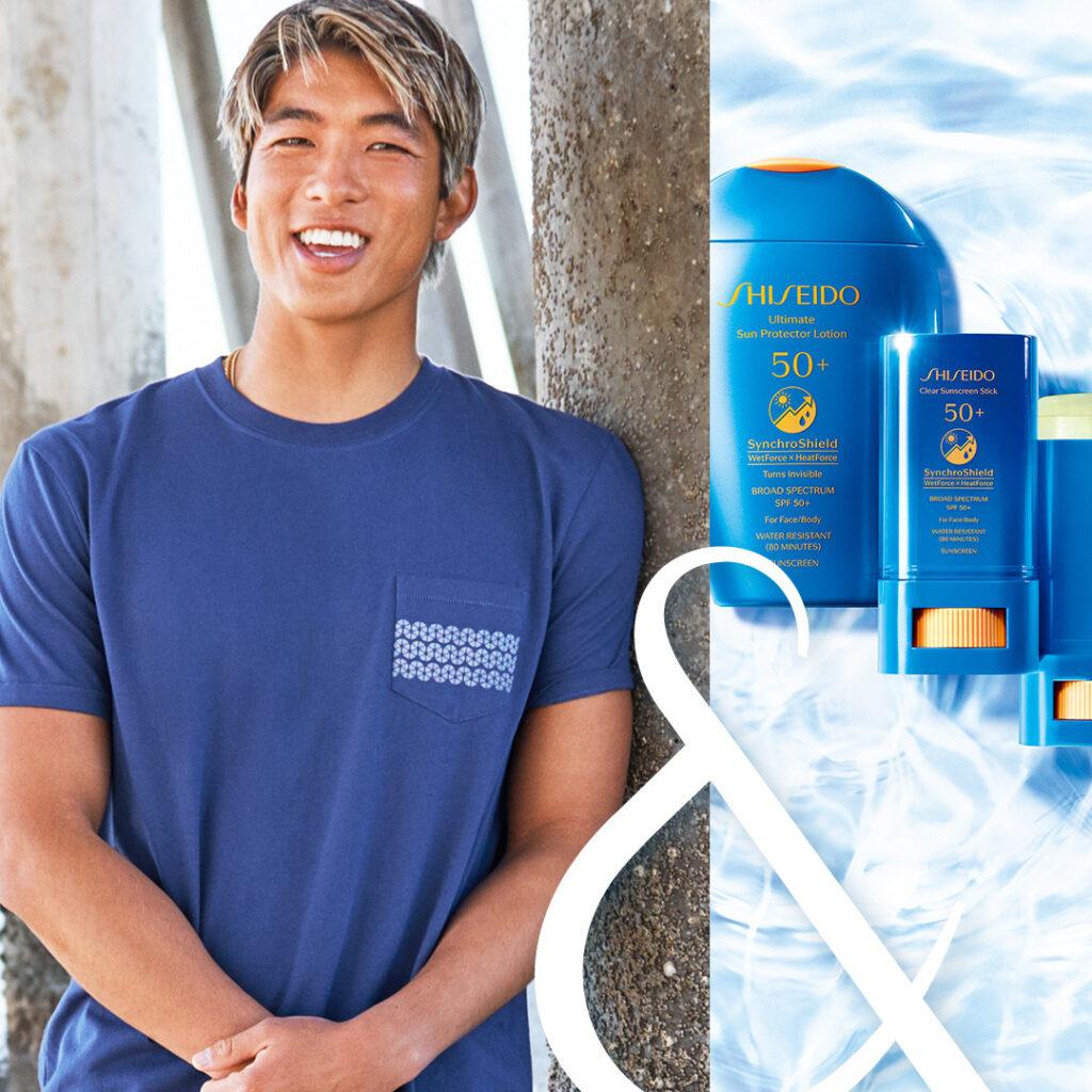 Shiseido we are ocean