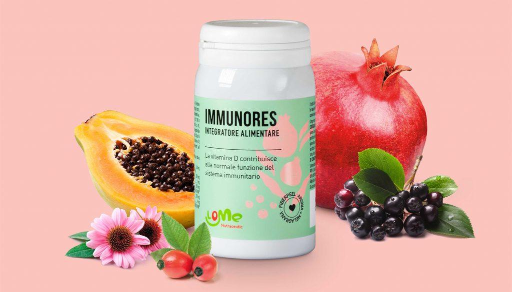 Lome Nutraceutic Immunores